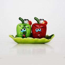 Salt and Pepper Shakers Set 02